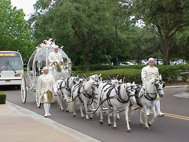 Wedding Carriage Cinderella S Gl Coach